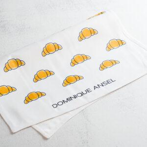 Croissant towel