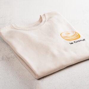 Croissant Sweatshirt